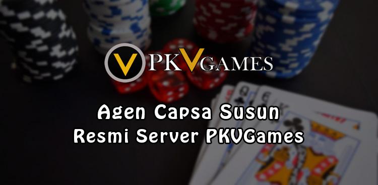 Agen Capsa Susun Resmi Server PKVGames